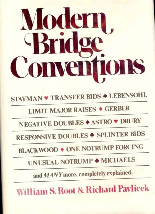 MODERN BRIDGE CONVENTIONS. William S. ROOT