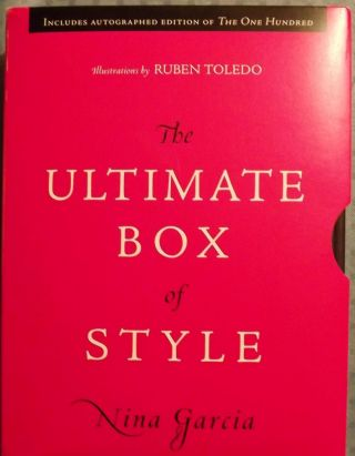 THE ULTIMATE BOX OF STYLE