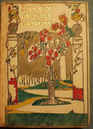 CORNERS OF GREY OLD GARDENS. Margaret WATERFIELD