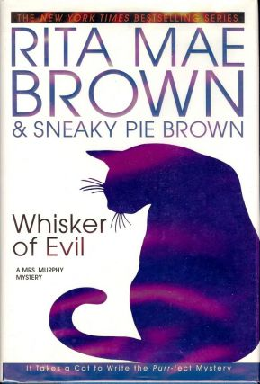 WHISKER OF EVIL. Rita Mae BROWN