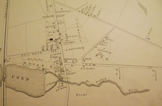FORKED RIVER MAP, 1878