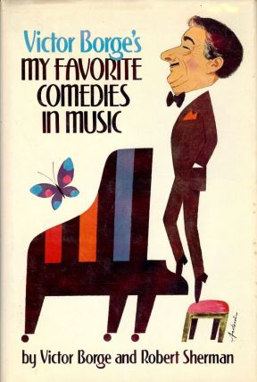 VICTOR BORGE'S MY FAVORITE COMEDIES IN MUSIC. Victor BORGE