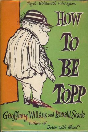 HOW TO BE TOPP. Geoffrey WILLANS