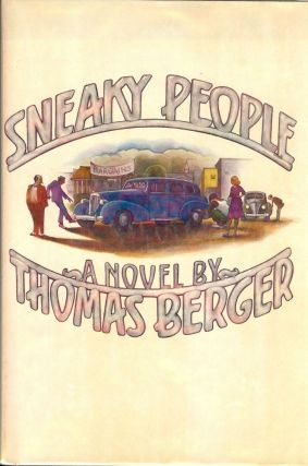SNEAKY PEOPLE. THOMAS BERGER