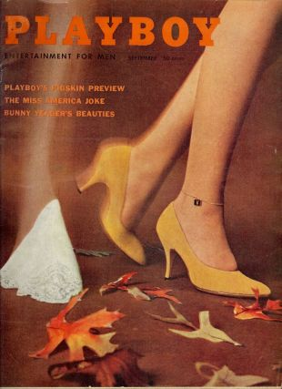 The World of Heart's Desire, in Playboy Magazine, September, 1959. Robert SHECKLEY