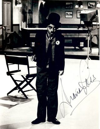 Signed Photograph. Diana ROSS