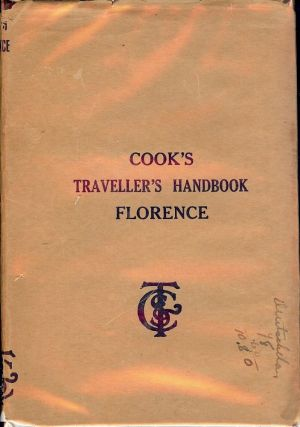 COOK'S HANDBOOK TO FLORENCE WITH PLANS. Thomas COOK