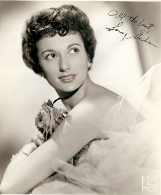 Signed Photograph. Sonny GRAHAM