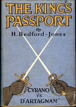 THE KING'S PASSPORT. H. BEDFORD-JONES