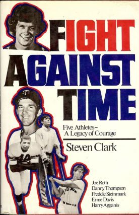 FIGHT AGAINST TIME. Steven CLARK