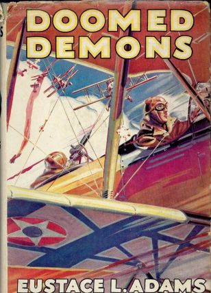 DOOMED DEMONS. Eustace L. ADAMS