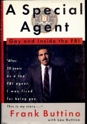 A SPECIAL AGENT. Frank BUTTINO