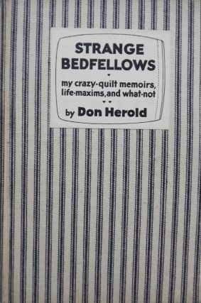 STRANGE BEDFELLOWS. Don HEROLD
