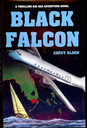 BLACK FALCON. Chevy ALDEN