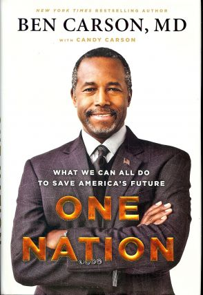 ONE NATION. Ben CARSON.