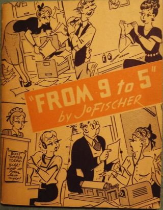 FROM 9 TO 5. Jo FISCHER