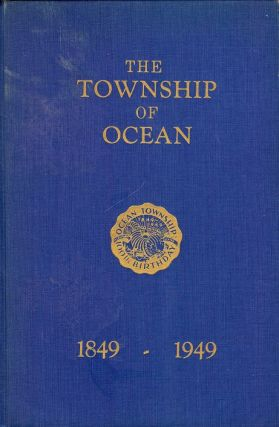 THE TOWNSHIP OF OCEAN COMMEMORATIVE BOOK. NEW JERSEY OCEAN TOWNSHIP