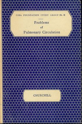PROBLEMS OF PULMONARY CIRCULATION. A. V. S. DE REUCK
