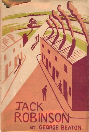 JACK ROBINSON: A PICARESQUE NOVEL. George BEATON