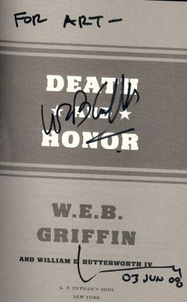 DEATH AND HONOR