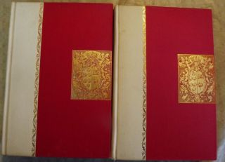 ROMOLA IN TWO VOLUMES, ORIGINAL DUST JACKETS