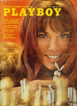 """THE JEWELS OF THE CABOTS."" In Playboy magazine, May 1972. John CHEEVER"