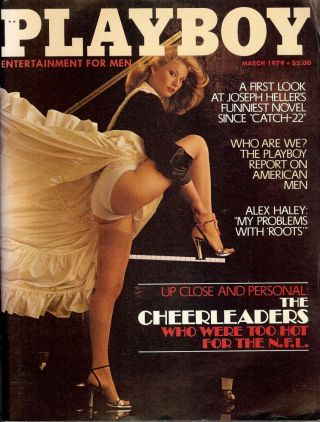 GOOD AS GOLD. In Playboy magazine, March 1979. Joseph HELLER
