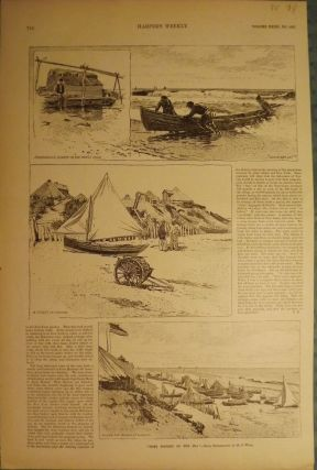 SEA BRIGHT: NAUVOO- SOME TOILERS OF THE SEA. HARPER'S WEEKLY