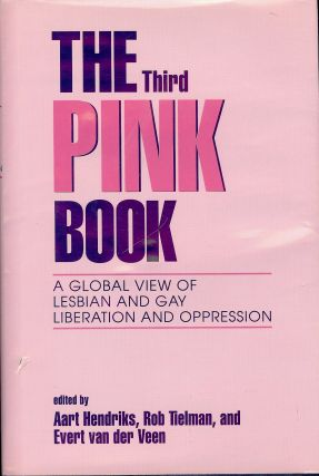 THE THIRD PINK BOOK. Aart HENDRICKS.