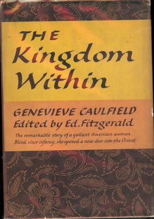 THE KINGDOM WITHIN. Genevieve CAULFIELD.