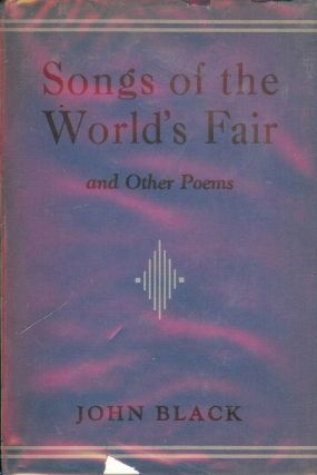 SONGS OF THE WORLD'S FAIR. John BLACK
