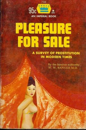 PLEASURE FOR SALE. W. W. SANGER
