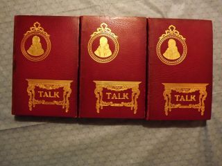 RECOLLECTIONS TABLE-TALK SAMUEL ROGERS WITH PORSONIANA: THREE VOLUMES. Samuel ROGERS