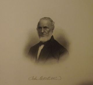 Steel-Engraved Portrait. JOHN GREENLEAF WHITTIER