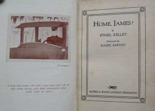 HOME JAMES! Ethel KELLEY
