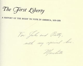 THE FIRST LIBERTY