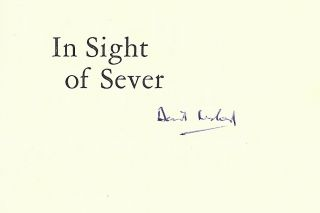 IN SIGHT OF SEVER: ESSAYS FROM HARVARD