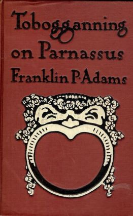 TOBOGGANNING ON PARNASSUS. Franklin P. ADAMS