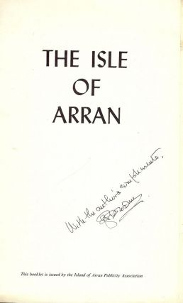 THE ISLE OF ARRAN. J. H. BROOME