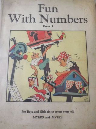 FUN WITH NUMBERS: BOOK I. Garry Cleveland MYERS