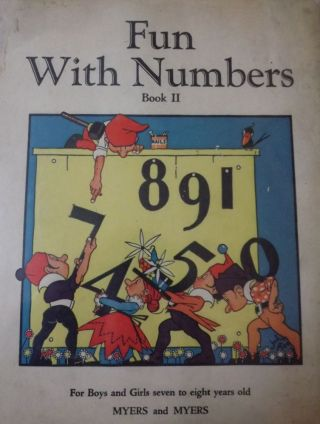 FUN WITH NUMBERS: BOOK II. Garry Cleveland MYERS