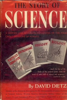 THE STORY OF SCIENCE. David DIETZ