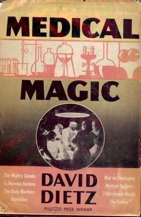 MEDICAL MAGIC. David DIETZ
