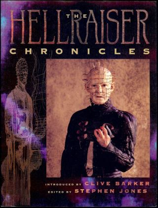 THE HELLRAISER CHRONICLES. Peter ATKINS
