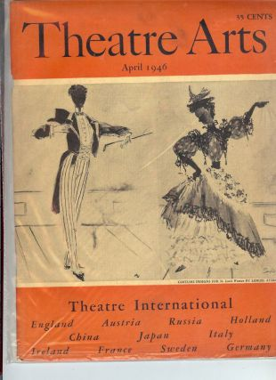 Theatre Arts Magazine, April, 1946. Rosamond GILDER.