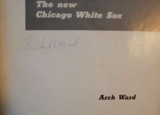 THE NEW CHICAGO WHITE SOX