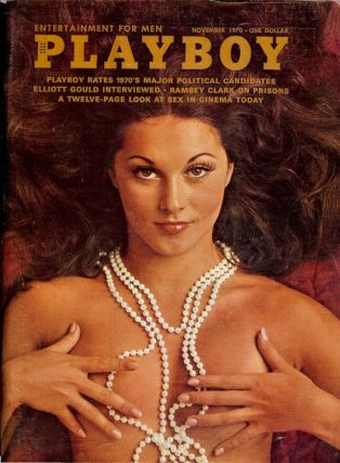 PLAYBOY Magazine November 1970. Elliot GOULD