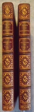 TALES FROM SHAKESPEARE: DESIGNED FOR THE USE OF YOUNG PEOPLE. TWO VOLUMES. Charles LAMB