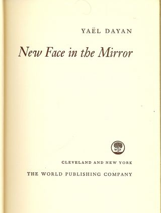 NEW FACE IN THE MIRROR.