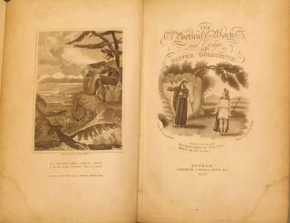 THE POETICAL WORKS AND ESSAYS OF OLIVER GOLDSMITH.